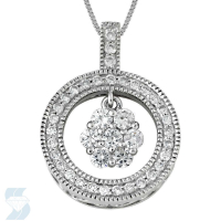 4270 0.46 Ctw Fashion Pendant