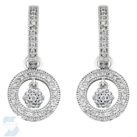 4271 0.48 Ctw Fashion Earring