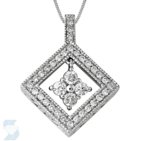 4272 0.46 Ctw Fashion Pendant