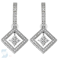 04273 0.47 Ctw Fashion Earring