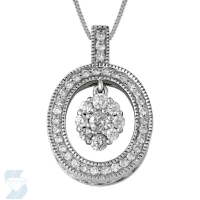 4274 0.49 Ctw Fashion Pendant