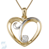 4285 0.06 Ctw Fashion Pendant