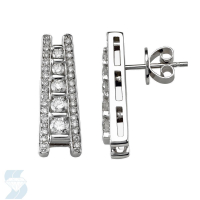 4288 0.97 Ctw Fashion Earring