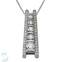4289 0.99 Ctw Fashion Pendant