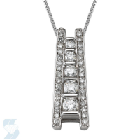 04291 0.48 Ctw Fashion Pendant