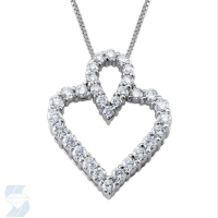 4321 0.97 Ctw Fashion Pendant