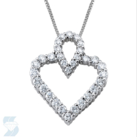 4330 0.47 Ctw Fashion Pendant