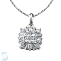 4335 0.54 Ctw Fashion Pendant