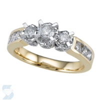 04344 0.94 Ctw Bridal Engagement Ring