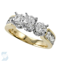 04345 2.19 Ctw Bridal Engagement Ring
