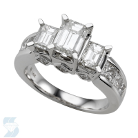 04394 3.28 Ctw Bridal Engagement Ring