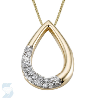 4402 0.24 Ctw Fashion Pendant