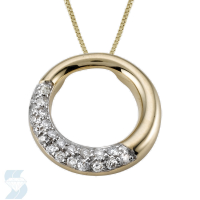 04403 0.24 Ctw Fashion Pendant