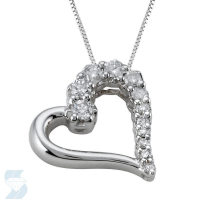 4404 0.20 Ctw Fashion Pendant