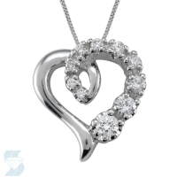 4418 0.23 Ctw Fashion Pendant