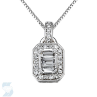 4427 0.51 Ctw Fashion Pendant