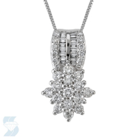 4434 0.45 Ctw Fashion Pendant