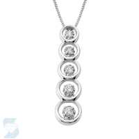 4459 0.24 Ctw Fashion Pendant