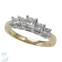 4464 0.78 Ctw Bridal Engagement Ring