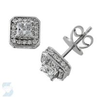 4471 0.92 Ctw Fashion Earring