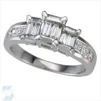 4477 0.67 Ctw Bridal Engagement Ring