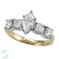 04488 1.75 Ctw Bridal Engagement Ring