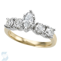 04490 1.20 Ctw Bridal Engagement Ring
