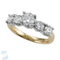 04496 1.75 Ctw Bridal Engagement Ring