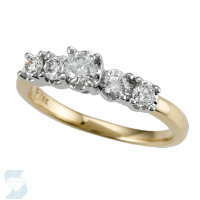 04498 0.60 Ctw Bridal Engagement Ring