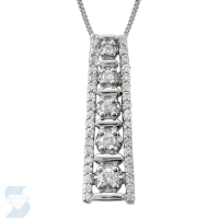 4513 0.23 Ctw Fashion Pendant