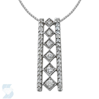4514 0.23 Ctw Fashion Pendant