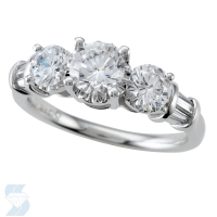 04531 1.88 Ctw Bridal Engagement Ring