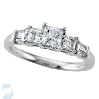 04533 0.98 Ctw Bridal Engagement Ring