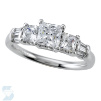 04534 1.48 Ctw Bridal Engagement Ring