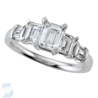 04535 1.48 Ctw Bridal Engagement Ring