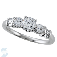04537 1.00 Ctw Bridal Engagement Ring