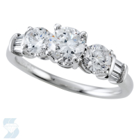 04538 1.48 Ctw Bridal Engagement Ring