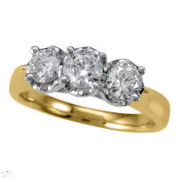 04627 1.06 Ctw Bridal Engagement Ring