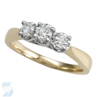 04630 0.52 Ctw Bridal Engagement Ring
