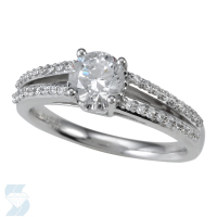 04635 0.96 Ctw Bridal Engagement Ring
