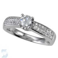 4636 0.78 Ctw Bridal Engagement Ring