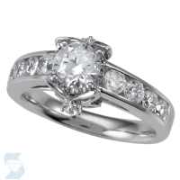 4637 1.50 Ctw Bridal Engagement Ring