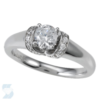 4638 0.72 Ctw Bridal Engagement Ring