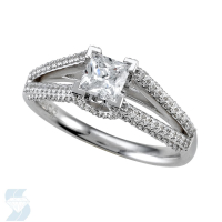 04639 1.01 Ctw Bridal Engagement Ring