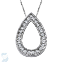 4640 0.54 Ctw Fashion Pendant