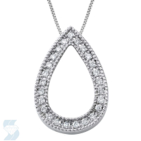 4644 0.24 Ctw Fashion Pendant