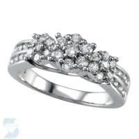 4646 0.93 Ctw Bridal Engagement Ring