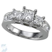 04661 2.99 Ctw Bridal Engagement Ring
