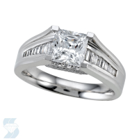04663 1.41 Ctw Bridal Engagement Ring