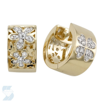 04680 0.54 Ctw Fashion Earring